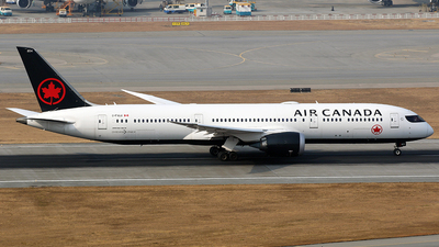 A picture of CFVLU - Boeing 7879 Dreamliner - Air Canada - © *DaVe*