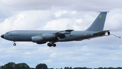 735 - Boeing C-135FR Stratotanker - France - Air Force