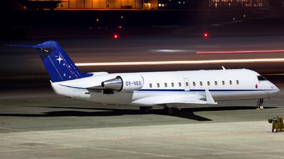 OY-VEG - Bombardier CL-600-2B19 Challenger 850 - ExecuJet Scandinavia