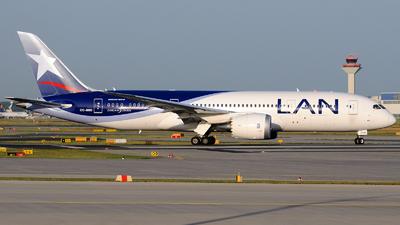 CC-BBD - Boeing 787-8 Dreamliner - LAN Airlines
