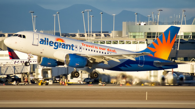 N302NV - Airbus A319-111 - Allegiant Air