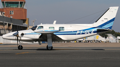 A picture of PTOLZ - Piper PA31T Cheyenne II - [31T8120005] - © JAKA