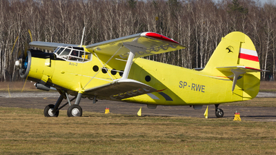SP-RWE - PZL-Mielec An-2 - Private
