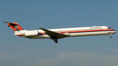 A picture of ISMEM - McDonnell Douglas MD82 - [49248] - © Pier Francesco Baglivo