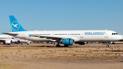5Y-JZW - Airbus A321-111 - Jubba Airways