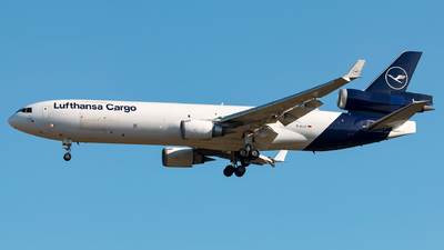 A picture of DALCC - McDonnell Douglas MD11F - Lufthansa Cargo - © Andre M.