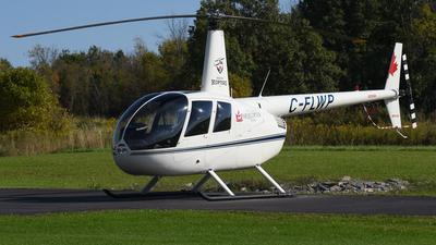 C-FLWP - Robinson R44 Raven II - Kouri´s Kopters