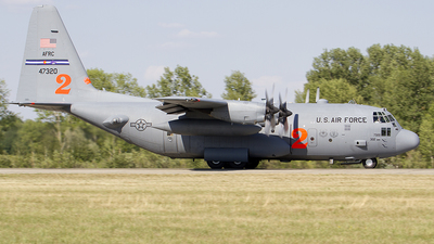 94-7320 - Lockheed C-130H Hercules - United States - US Air Force (USAF)