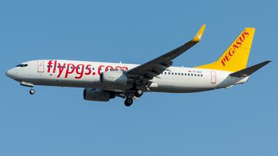 A picture of TCCCP - Boeing 73786J - [37746] - © Alp AKBOSTANCI