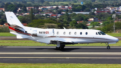 N616QS - Cessna 560XL Citation Excel - NetJets Aviation