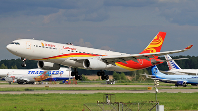 B-5971 - Airbus A330-343 - Lucky Air