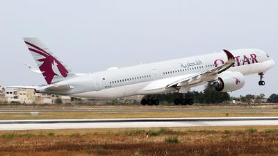 A picture of A7ALH - Airbus A350941 - Qatar Airways - © Buzu