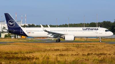 D-AIEG - Airbus A321-271NX - Lufthansa