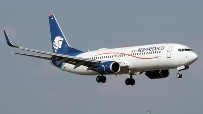 A picture of XAZAM - Boeing 737852 - Aeromexico - © Julio Letona