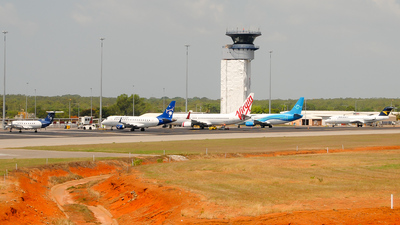 YPDN - Airport - Ramp