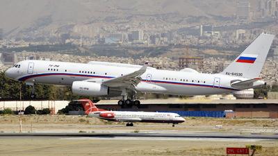 RA-64530 - Tupolev Tu-214PU-SBUS - Russia - Air Force