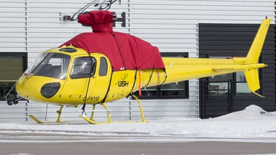 C-FKYB - Eurocopter AS 355N TwinStar - Great Slave Helicopters