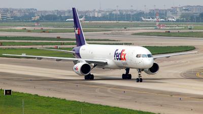 N919FD - Boeing 757-23A(SF) - FedEx