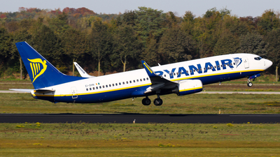 A picture of EIDHN - Boeing 7378AS - Ryanair - © C. v. Grinsven