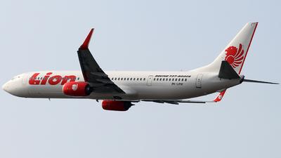 PK-LPW - Boeing 737-9GPER - Lion Air