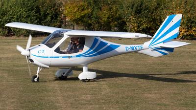 A picture of DMXTF - Flight Design CT - [98040431] - © Jesse Vervoort