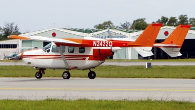 N2422Q - Cessna 337H Skymaster - Private