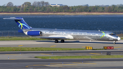 N801WA - McDonnell Douglas MD-83 - World Atlantic Airlines