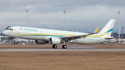 UP-A2101 - Airbus A321-231(CJ) - Kazakhstan - Government