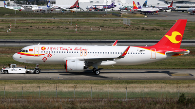 F-WWBQ - Airbus A320-271N - Tianjin Airlines