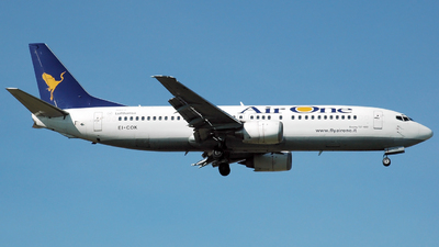 EI-COK - Boeing 737-430 - Air One
