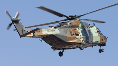 HT.29-04 - NH Industries NH-90TTH - Spain - Army