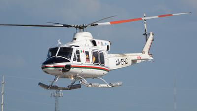 XA-EHC - Bell 412EP - Heliservicio