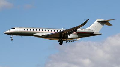 9H-VIE - Bombardier BD-700-2A12 Global 7500  - VistaJet