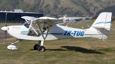 A picture of ZKTUG - Aeropro Eurofox 3K - [38213] - © Jordan Elvy