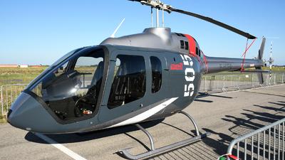 F-HIPA - Bell 505 Jet Ranger X - Private