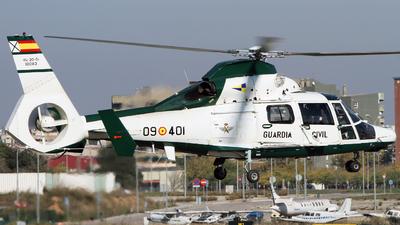 HU.30-01 - Eurocopter AS 365N3 Dauphin - Spain - Guardia Civil
