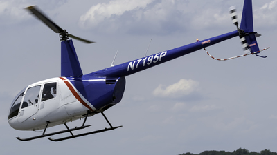 N7195P - Robinson R44 Raven - Private