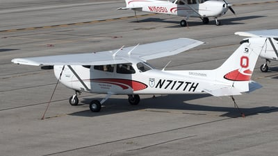 N717TH - Cessna 172S Skyhawk - Ohio State University