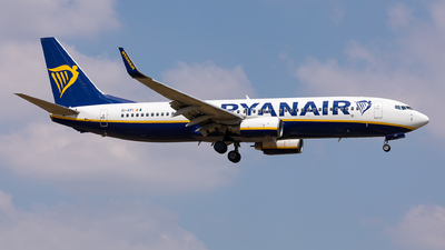 EI-EFI - Boeing 737-8AS - Ryanair