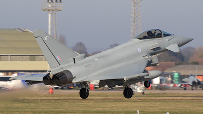 ZK377 - Eurofighter Typhoon FGR.4 - United Kingdom - Royal Air Force (RAF)