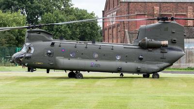 ZA705 - Boeing Chinook HC.6A - United Kingdom - Royal Air Force (RAF)