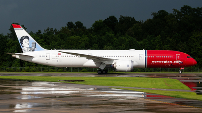 SE-RXB - Boeing 787-9 Dreamliner - Norwegian