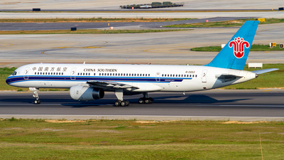 B-2853 - Boeing 757-28S - China Southern Airlines