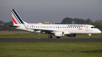 F-HBLP - Embraer 190-100STD - Air France HOP