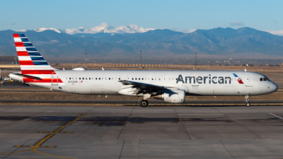 A picture of N152UW - Airbus A321211 - American Airlines - © Michael Place
