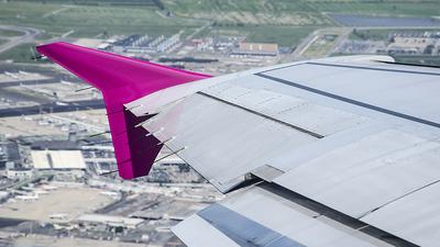 HA-LPO - Airbus A320-232 - Wizz Air