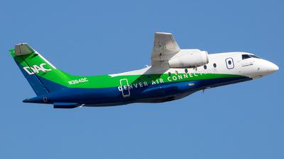 A picture of N394DC - Dornier 328310 JET - Key Lime Air - © Stephen J Stein
