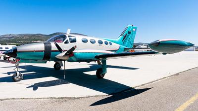 A picture of ECFJF - Cessna 414 - [4140523] - © Fabrizio Spicuglia