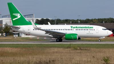EZ-A008 - Boeing 737-7GL - Turkmenistan Airlines