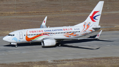 B-6141 - Boeing 737-79P - China Eastern Airlines